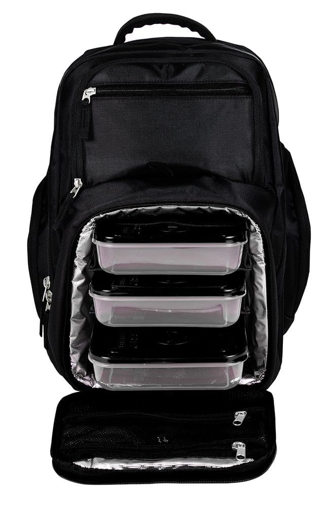 multi compartment backpacks for gym and work